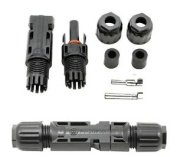 Mc4 Connectors Pair M & f Tuv Rated 2.5 -6mm Cable
