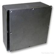 Hammond, 1590f, Box, Diecast, Ip54, 188x188x63mm