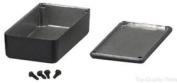 Hammond, 1590wlbflbk, Box, Ip65, Front Lid, 50x50x31mm