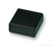 Hammond, 1593ybk, Case, Abs, Black, 28x66x140mm
