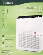 Winix 2020eu True Hepa Air Purifier With 4-stage Cleaning, 33m²