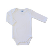 Mobi Minors Interlock Long Sleeve Bodysuit