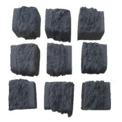 15 Medium Replacement Gas Fire Coals Parts Only £7.75