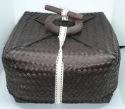 Rattan Basket And Braid Made T Complexion Natural Dye Etartisanale Indonesie