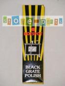 Stove/ Fireplace Cast Iron Black Grate Polish