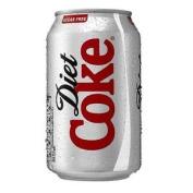Diet Coke Cans 24x 330ml