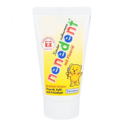 nenedent Children Toothpaste with Fluoride 50 Ml Tube
