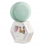 Makari Baby Soap 160ml – Soothing, Cleansing Children's Bath Bar With Moisturising Shea Butter & Gentle, Non-Irritating Botanical Ingredients – Hydrates, Softens, Heals & Protects Delicate Skin