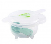 5-IN-1 Women Mask Bowl- Face Skin Care Mask Mixing Bowl Stick Spoon