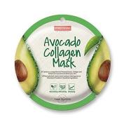 Purederm - Avocado Collagen Mask