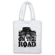 Jack Kerouac On The Road Car Tote Bag