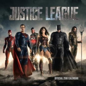 Justice League Official 2018 Calendar - Square Wall Format