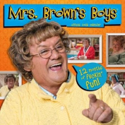Mrs Brown's Boys Official 2018 Calendar - Square Wall Format