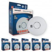 Nemaxx Hw 2 Wireless Smoke Detector – High Quality Smoke Detector With Combined