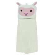 Aroma Home Lamb Hooded Blanket
