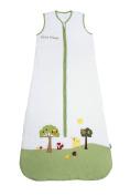 Slumbersac Summer Kid Sleeping Bag 0.5 Tog - Forest Friends - 3-6 Years/130cm