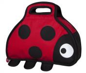 """Tumtum Children""""s Lunchbag Ladybird"""