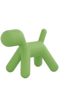 Magis Me Too Puppy Children's Stool, Small - Green