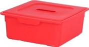 Kids Room Storage Box Toys Storage Box Toys Storage Unit Red Storage Box - 10 Li