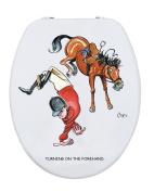 Toilet Seat - Horses