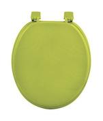 Douceur D'intérieur Toilet Seat47x 37x 5cm Lime Green