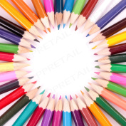 36 X Large Adult Colouring Pencil Pack Colour Art Therapy/anti Stress Drawing