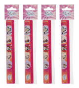 Joblot 12 X Witch 20cm Rulers For Party Bags... New