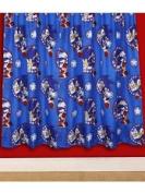 Character World 140cm Sonic The Hedgehog Sprint Curtains, Multi-colour