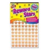 1800+ Metallic Star Reward Stickers (gold Silver Bronze) Chart Motivation School