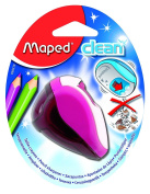 Maped 030210 Clean 2 Hole Pencil Sharpener