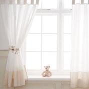 Bear Hugs Curtains And Tiebacks, New Born Baby Nursery Essentials
