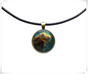 Deep Space jewellery Astronomy necklace Orion Nebula