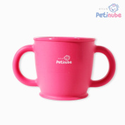 Petinube Silicone Baby Cup_Pink