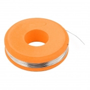sourcingmap® Constantan 0.35mm 27 Gauge AWG 1.52 Ohms/ft 7.6m Heater Wire