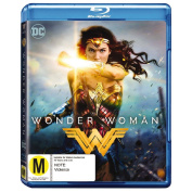 Wonder Woman  [Region B] [Blu-ray]