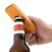 Gaddrt Creative Beer Opener Soda Opener Jar Opener Kitchen Tool Opening Bottle Beer Bottle Opener Cap Zappa Cap Launcher Shooter
