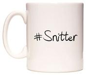 #Snitter Mug by WeDoMugs®