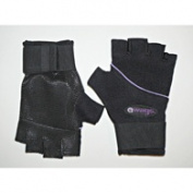 WAGS WG101BK Ultra Workout Gloves-Extra Small
