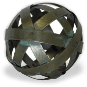 Metal Ball Sphere Decorative,(Coffee Table, Accent, Bowl) | by Urban Legacy