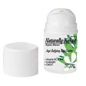 Age Defying Eye Cream, 1.7 oz (50 ml) Advanced Eye ANTI WRINKLE Cream, Dark Circles, Puffiness, Best Crepey Skin Treatment, Restore Firmness, Youthful Looking Skin, Kosher Cert Mat. 40% Organic
