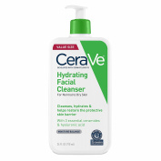 Cerave Hydrating Facial Cleanser, 710ml