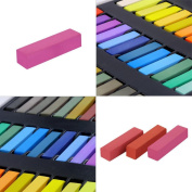 36 Colours Hair Chalk,Disposable Fluorescent Crayons Hair Colouring Rod Hair Colouring Chalk