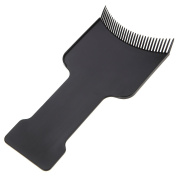 Hair dye comb - Dye Hair Comb - Professional Salon Hair Colouring Dye DIY Colour Dyeing Brush Comb Tint Hairdressing Styling Tool for Personal or Hairdresser