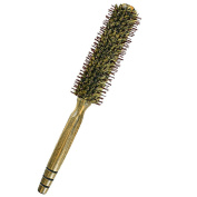 Skyflying Salon Selection Anti-Static Smoother Anti-skid Bristle Wooden Comb