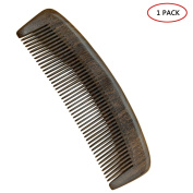 Skyflying Hand-Made Exquisite Anti-Static Sandalwood Natural Wooden Comb