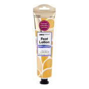 Onyx Professional Green Tea Extract Foot Lotion with Coconut Scent, Helps Dry, Cracked Heels and Feet