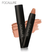 kaiCran FOCALLURE Matte Lipstick Pen Waterproof Lasting 12-colour