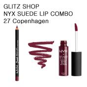 NYXGLITZ - SUEDE COMBO 27 Copenhagen