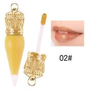 Liquid Lipstick, Hometom Waterproof Liquid Lipstick Lipgloss Moisturising Long Lasting Diamond Lip Gloss
