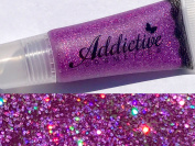 Glitter Lip Gloss Lip Junkie, HOCUS POCUS- Thick and Rich- Non Sticky Vegan Friendly and Cruelty Free Formula- Made in the USA